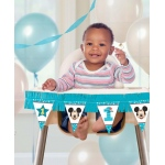 Disney Mickey Mouse 1st Birthday High Chair Kit: Birthday