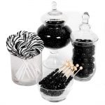 BuySeasons Black Candy Buffet