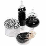BuySeasons Black Candy Buffet - Large