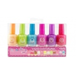Cupcake Scented Nail Polish (Stock): Multi-colored, Birthday