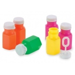 Bubble Bottles Assorted (Stock): Multi-colored, Birthday