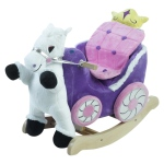 Princess Carriage Play And Rock