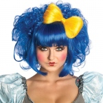 Rubie's Costumes Cutie Doll Blue Adult Wig One-Size