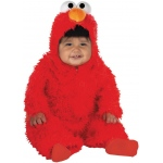 Disguise Elmo Plush Deluxe Infant Costume Infant (12-18 months)