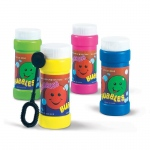 Smiley Face Bubbles Asssorted (1-stock): Birthday