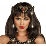 DreamGirl Snake Crown One-Size