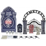 Birthday Express Graveyard Kit - 20 pieces