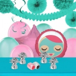 BuySeasons Little Spa Party Deco Kit