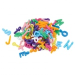 Hygloss ABC Beads & Charms: 225 Charms, Classroom Pack