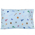 Wildkin Olive Kids Game On 100% Cotton Pillowcase