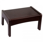 Wildkin Levels of Discovery Wildkin Wildkin Slatted Step Stool - Espresso