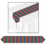 BuySeasons Fiesta Printed Table Runner