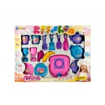 Cooking Play Set With Fruit
