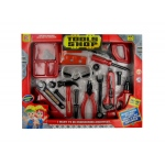 Kids' Tool Shop Play Set: assorted colors