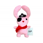 Large Pinkie Pirate Dooodoll