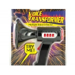 Voice Transformer With Multiple Voice Effects