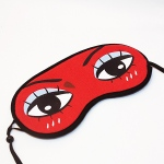 Blancho  Funny Eye Shade / Sleeping Mask Cover  - Don't be shy!