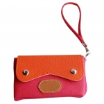 Blancho  Colorful Leatherette Mobile Phone Pouch Cell Phone Case Clutch Pouch - Charm Twilight
