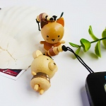 Blancho  - Cell Phone Charm Strap / Camera Charm Strap  - Animal Paradise-3