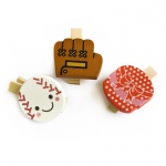 Blancho  - Wooden Clips / Wooden Clamps  - Colorful Life-B