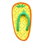 Blancho Palatable Ananas Womens Flip Flops