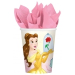 Amscan Disney Beauty and the Beast 9 oz. Cup