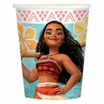 Disney Moana 9oz Paper Cups (48): Birthday