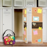 BuySeasons Cork Locker Decal & Emoji Patches