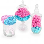 BuySeasons Gender Reveal Candy Kit Blue & Pink