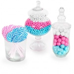 BuySeasons Gender Reveal Candy Kit Pink Blue White