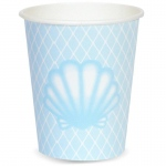 Mermaids Under The Sea - 9oz. Cup (16): Birthday