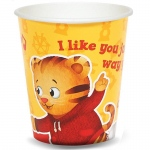 Daniel Tigers Neighborhood - 9 oz. Cup (48): Birthday
