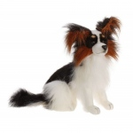 Hansa® Black Papillon Dog