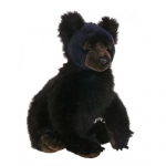 Hansa® Black Bear Cub -16 Inches