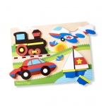 Chunky Jigsaw Puzzle - Vehicles