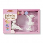 Decorate-Your-Own Ballerina Figurines