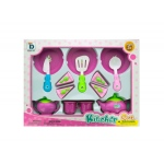 Kids' Play Cooking Set: assorted styles