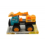 Friction Toy Construction Truck: assorted styles