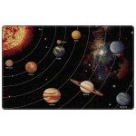 "Flagship Carpets Solar System Orbit (Tranquility): 5'10"" x 8'4"""