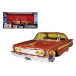 "1960 Ford Starliner Orange ""All Stars"" 1/26 Diecast Model Car by Maisto"