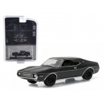 1973 AMC Javelin Black Bandit 1/64 Diecast Model Car by Greenlight