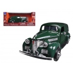 1939 Chevrolet Sedan Delivery Green 1/32 Diecast Car Model by New Ray