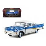 1958 Ford Fairlane Blue 1/32 Diecast Car Model by Arko Products