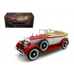 1928 Lincoln Dietrich Limousine Red 1/32 Diecast Car Model by Arko Products