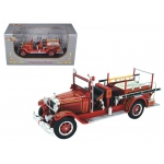1928 Studebaker Fire Engine 1/32 Diecast Model Car by Signature Models