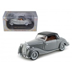 1950 Mercedes 170s Soft Top Gray 1/32 Diecast Model Car by Signature Models