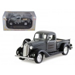 "1938 Dodge Pickup Truck Grey ""Emmit's Hardware"" 1/32 Diecast Car Model by Signature Models"