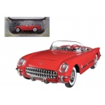 1953 Chevrolet Corvette Red 1/32 Diecast Car Model by Signature Models