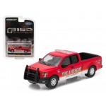 2015 Ford F-150 Fire and Rescue Special Service Vehicle Hobby Exclusive 1/64 Diecast Model by Greenlight