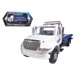 """Fast & Furious 7"" International Durastar 4400 Flat Bed Tow Truck 1/24 Diecast Model by Jada"